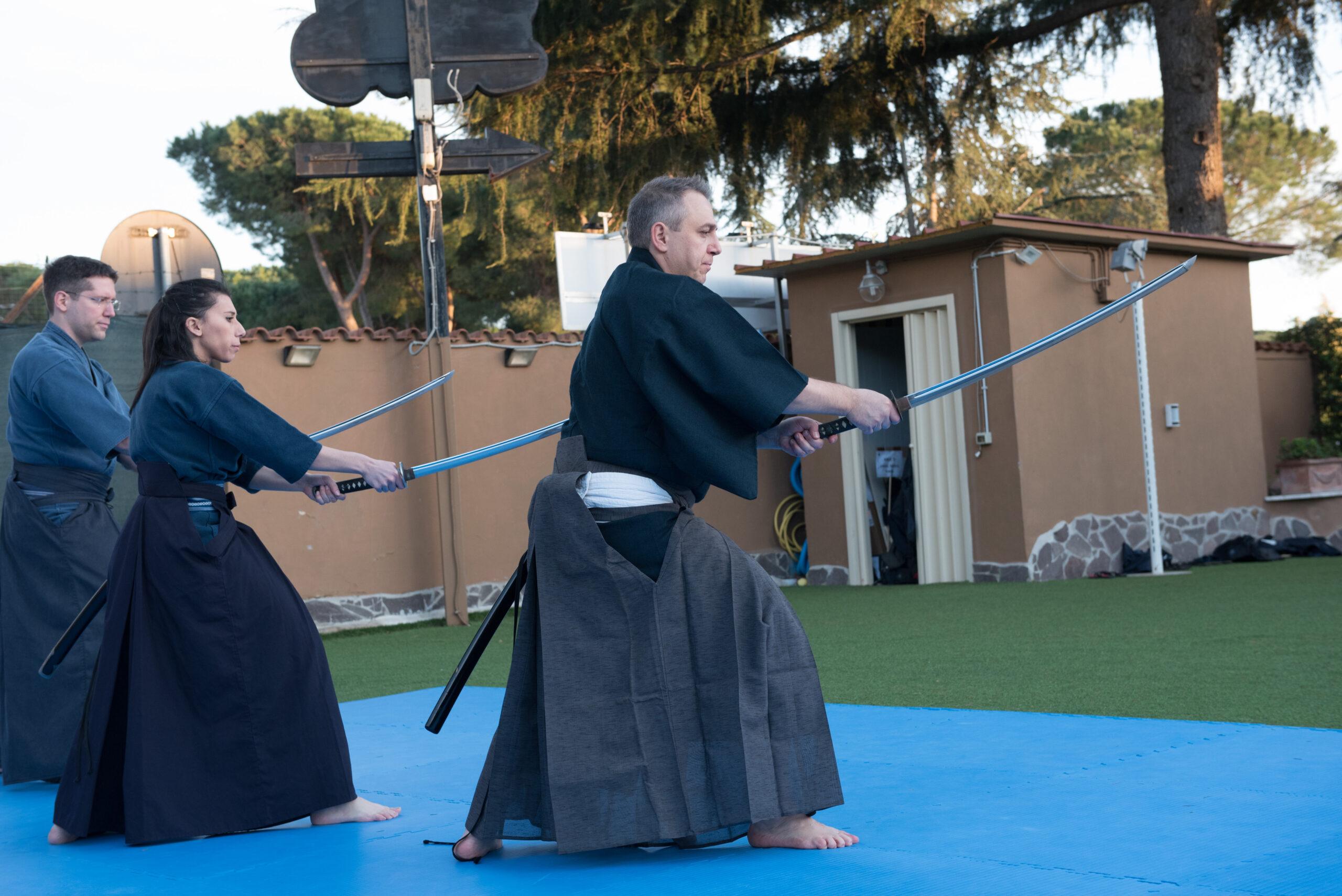 Hoki ryu - tecniche di estrazione
