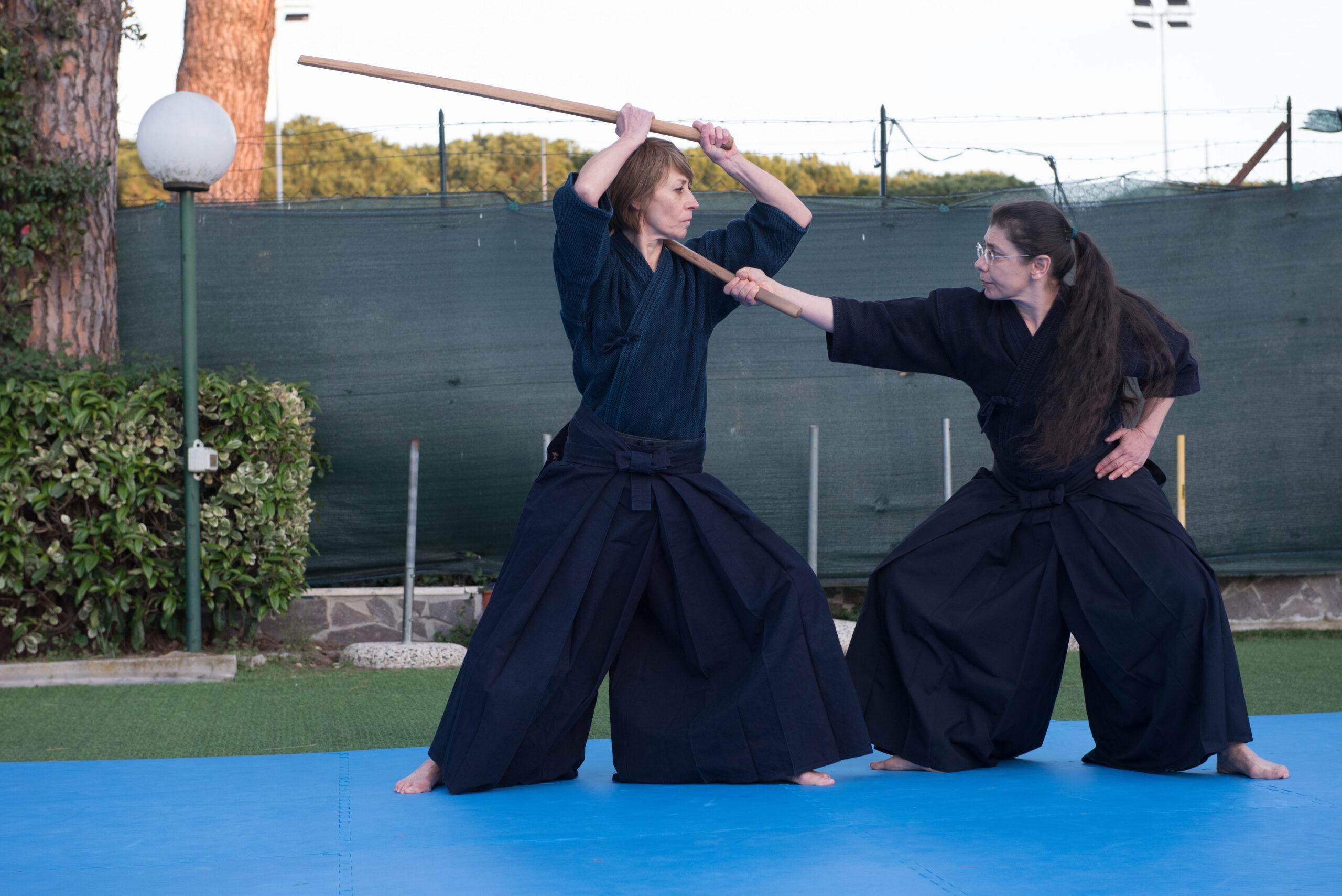 Ryoto - tecniche della spada corta